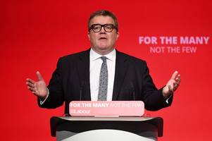 labour is the party of love, according to deputy leader tom watson