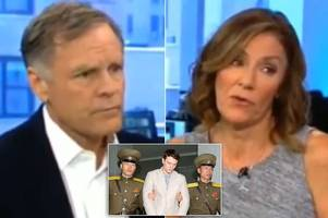 'he was totally deformed': otto warmbier's parents describe son's horrific injuries sustained during north korean prison torture
