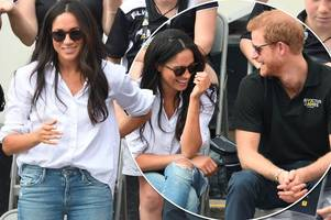 is meghan markle trying to tell us something? why actress' outfit means that she could be getting engaged to prince harry