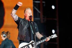 metallica lockout mayhem as fans with tout tickets face knockback from only scottish gig