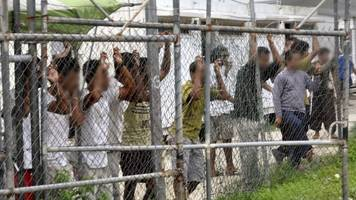 Manus refugees rejected by Australia head to US