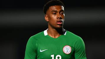 2018 world cup; no changes to nigeria squad to face zambia