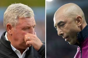 this is how aston villa's steady start to the season compares to roberto di matteo's