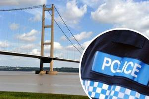 murder investigation launched after woman's body is found in layby near the humber bridge