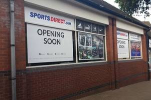 first-ever sports direct store set to boost uttoxeter town centre