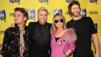 take that launch the band with lulu