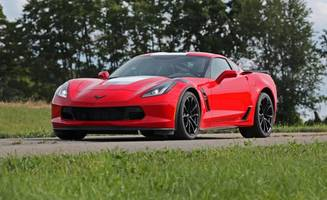 bad and bougie: 2017 chevrolet corvette tested in depth