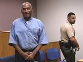 oj simpson could soon be released from his nevada prison
