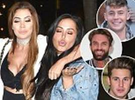 geordie shore cast fail to arrive for filming amid pay row