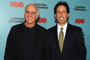 jerry seinfeld vs larry david: who's the king of nothing now?