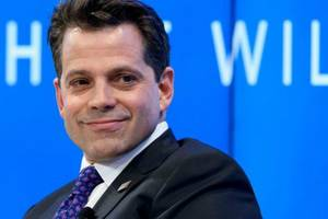 move over, steve bannon: anthony scaramucci to launch his own news site