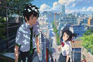 paramount and bad robot to develop live-action version of japanese anime 'your name'