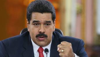 maduro to generals: prepare for war with criminal empire us