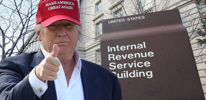Mnuchin Begins Selection Process For Trump's New IRS-Auditor-In-Chief