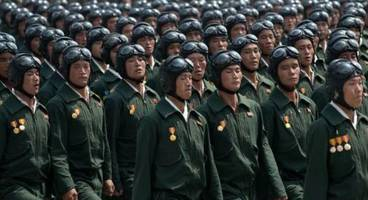 north korea claims 5 million new soldiers enlisted ahead of imminent provocation