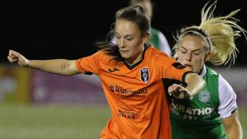 glasgow city beat hibs in top of the table clash