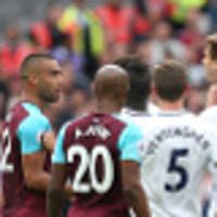west ham, spurs fined by fa