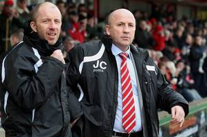 way clear for jimmy bell to take over as port vale manager