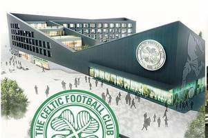 celtic given green light to build £18million hotel and museum next to stadium