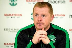 playing celtic is the ultimate test says neil lennon as he gets ready for parkhead return