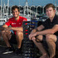sailing: peter burling and blair tuke prepare for life on opposite sides in the volvo ocean race