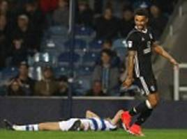 qpr 1-2 fulham: visitors claim west london bragging rights