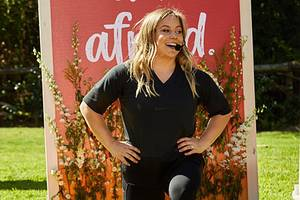'adventure capitalists' investor, olympian shawn johnson celebrates 'everyday heroes' with livestrong.com