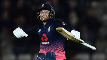england v west indies: jonny bairstow and jason roy help hosts seal series