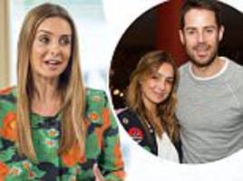 louise redknapp admits to 'hard times' with jamie