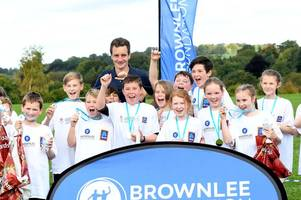olympic hero alistair brownlee says it's thanks to derby he got those medals