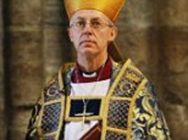 archbishop of canterbury criticisms bbc as lakih integrity