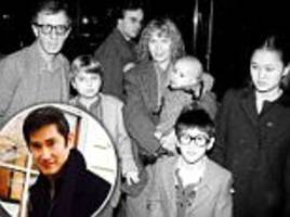 woody allen and mia farrow's son claims mother was abusive