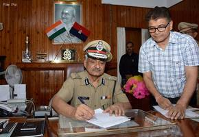 up dgp sulkhan singh gets three-month extension