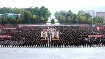 north korea has a massive military, and it may be growing