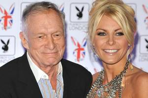 hugh hefner's widow crystal harris, 31, 'to expose his shock a list conquests' as it's revealed he left her nothing