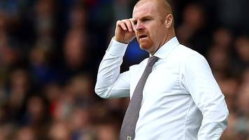 everton 0-1 burnley: good mixture of football gave burnley win - sean dyche