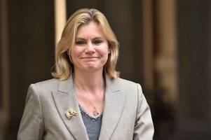 education secretary justine greening explains why she supports student tuition fees