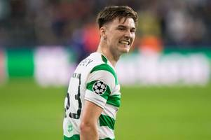 celtic's win over anderlecht proves psg mauling is out of our system says kieran tierney