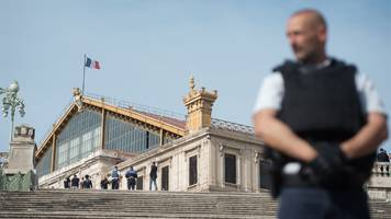 marseille knifeman 'used several aliases and stole'