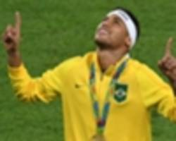 granja comary: brazil's golden boys right at home