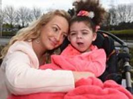 girl, 6, recovers from brain disease due to cannabis oil