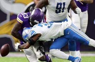 Vikings rookie Dalvin Cook out for season with torn ACL