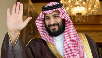 who's really trying to overthrow mohammed bin salman?