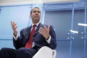 senate votes to keep fcc chairman ajit pai for four more years