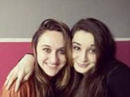 pictured: the female cousins stabbed to death in marseille