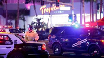 robson safe after vegas shooting leaves many dead