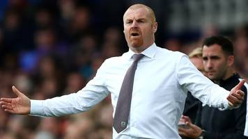 sean dyche: burnley boss could replace arsene wenger at arsenal - ian wright