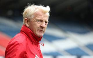 strachan relishing scotland having fate in own hands