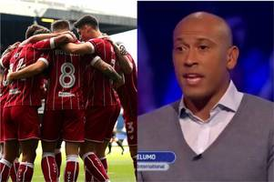 here's exactly what chris iwelumo and colin murray think of bristol city after the ipswich win