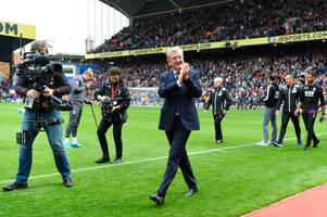 how crystal palace compare to leeds united, sunderland and aston villa for average attendances